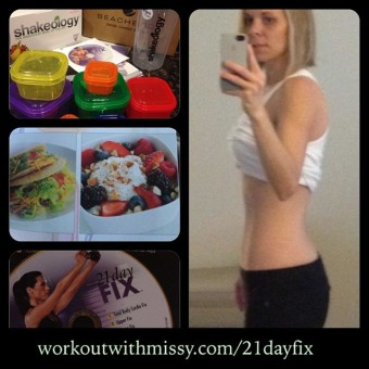 Missy 21 Day Plan